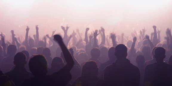 The Difference between Congregational Worship and a Concert