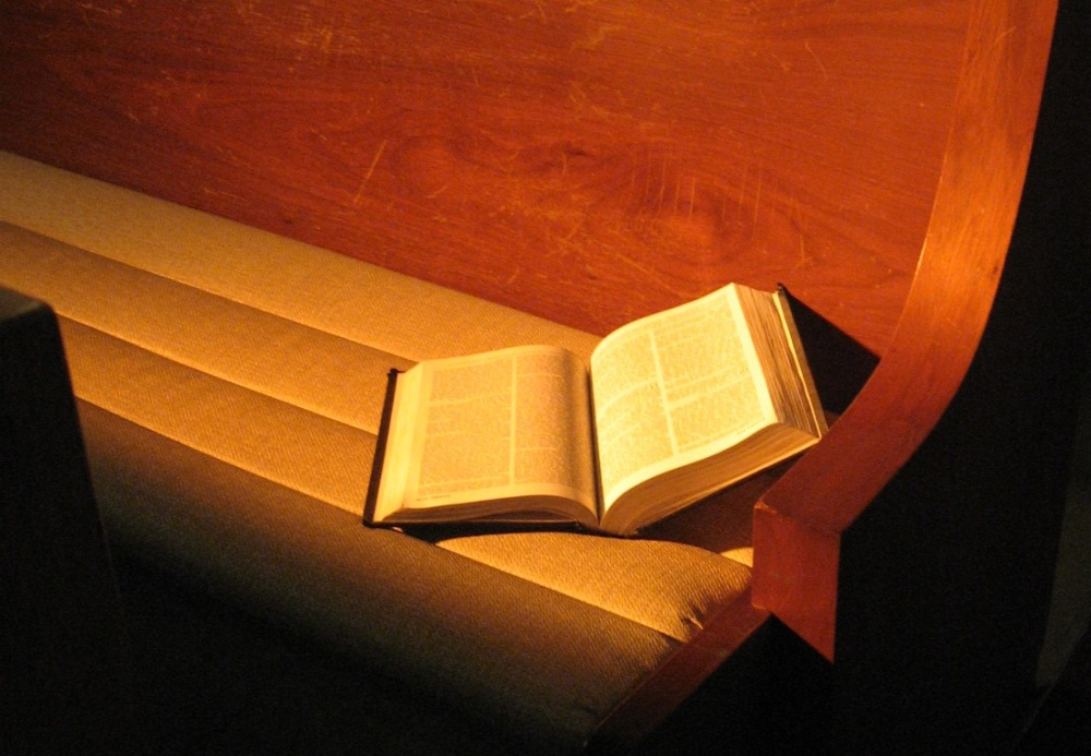 bible-in-pew