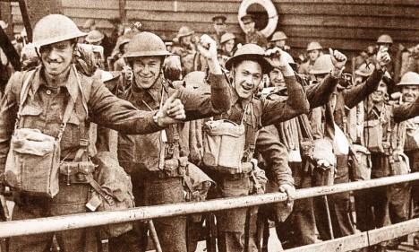 WWII-Soldier
