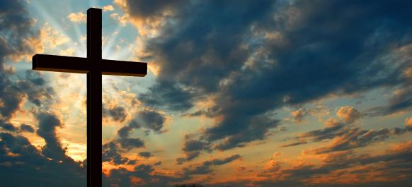 bigstock_Cross_At_Sunset_660226