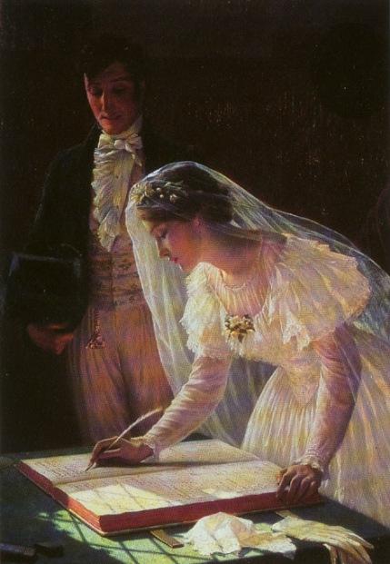 05.-Blair-Leighton-Edmund-Signing-The-Register
