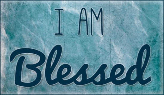 15265-i-am-blessed