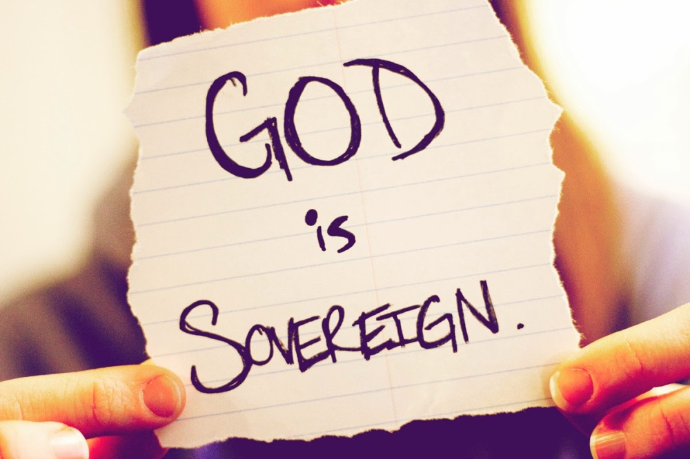 God is Sovereign 1
