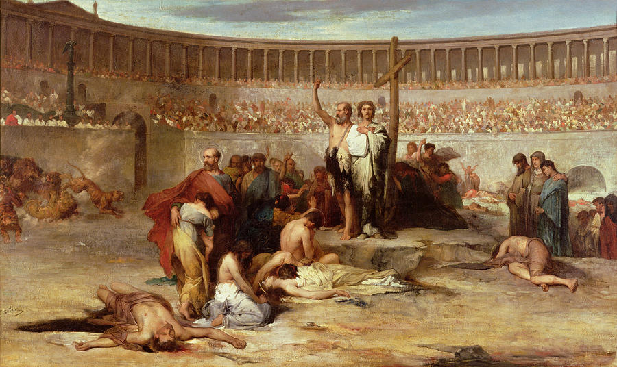 triumph-of-faith-christian-martyrs-in-the-time-of-nero-eugene-romain-thirion